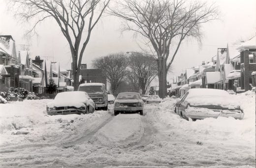 Baby it's (not) cold outside: Remembering the 1978 blizzard during a warm winter