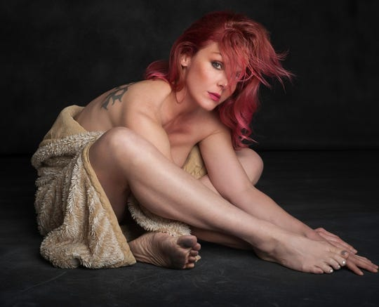 Storm Large is a singer, songwriter and actress.