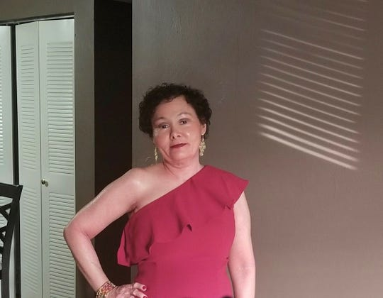 Florida Highway Patrol is searching for Rosalia Tejeda Diaz. They suspect she may have been driving a Nissan involved in a hit-and-run crash that killed a woman Wednesday on McGregor Boulevard.