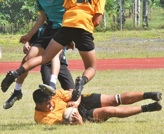 Former national team member and rugby superfan Sean Leon Guerrero said high school rugby has improved over the years.