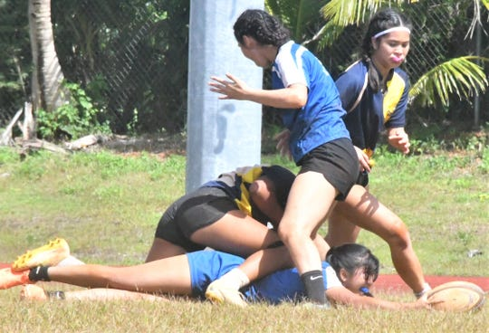 """Guam's moving forward in the rugby community of the world,"" said Sean Leon Guerrero."