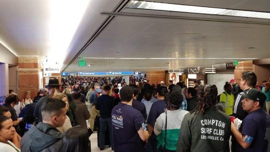 Police ID woman who made threats at Sky Harbor, prompted concourse shutdown