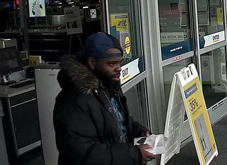 Springettsbury Township Police are trying to identify this individual in connection to a retail theft.