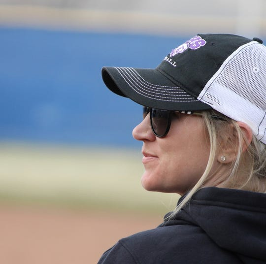 Spanish Springs assistant softball coach Jaclyn Picollo Jones is fighting cancer.