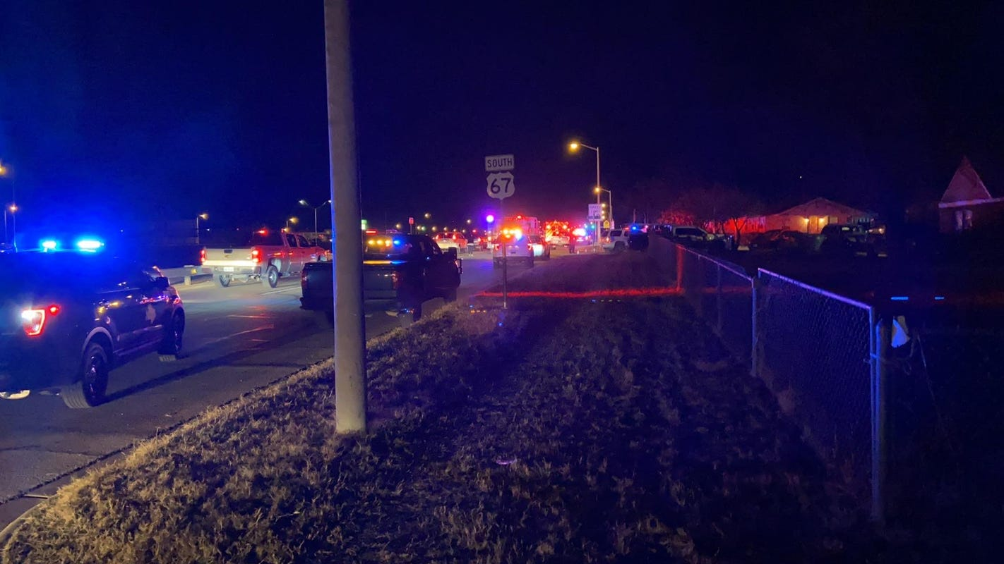Officer-involved shooting under investigation in San Angelo's Central neighborhood