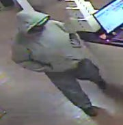 At 6:45 p.m. Saturday, Dec. 7, 2019, a man walked into the Metro by T-Mobile store at 125 N. Glenwood St. and held up two workers.