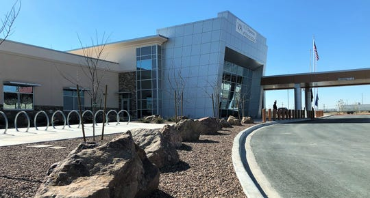 The new El Paso VA Health Care System mental health clinic opened Jan. 23 on the Medical Center of the Americas campus in South Central El Paso.