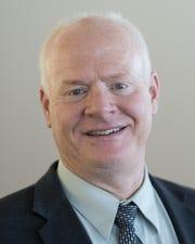 Dairy Business Association President Tom Crave