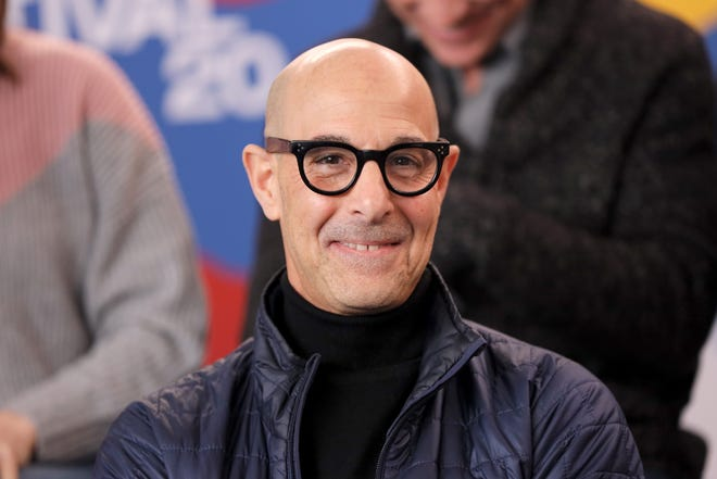 """Stanley Tucci of """"Worth"""""""