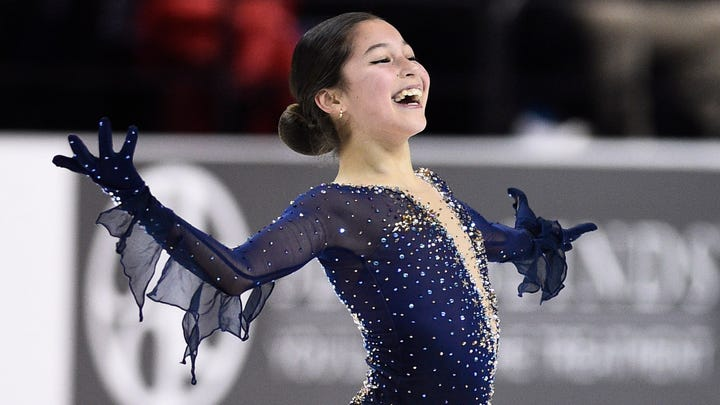 Alysa Liu is now the youngest two-time U.S. national champion at 14.