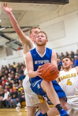 Wynford's Gavin Burris picked up Second Team All-T-F honors.