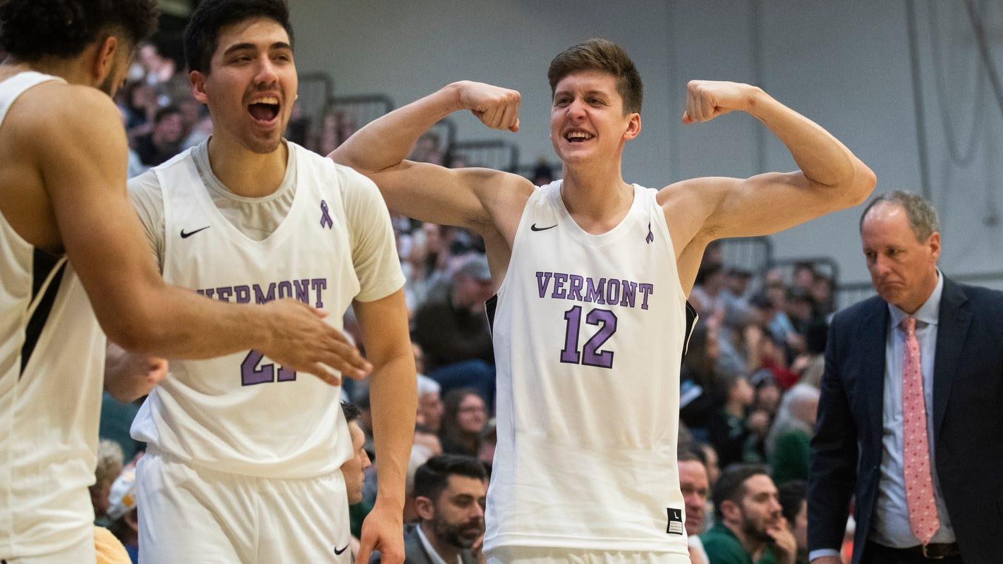 UVM men's basketball on verge of 4th straight America East regular-season crown