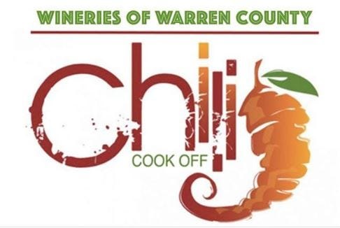 Wineries of Warren County Chili Cook-off Feb. 1.