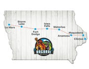 Saturday, July 25, 2020: RAGBRAI will be in Clinton
