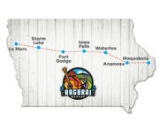 Friday, July 24, 2020: RAGBRAI will be in Maquoketa