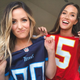 "Jade Roper-Tolbert, left, an ex-contestant on "" The Bachelor"" alongside other former contestant Carly Waddell in a screengrab from Roper-Tolbert's Instagram. Sports gambling giant DraftKings won't give Roper-Tolbert the $1 million prize for winning an online fantasy football contest after she and her husband were accused of cheating."