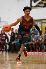 Khalil Sinclair and Detroit Douglass are ranked No. 4 in Detroit in the latest boys basketball rankings.