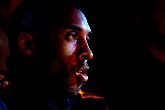 Kobe Bryant in a February 2010 photo.