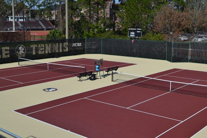 FSU women's tennis has started out their spring season at 3-0.