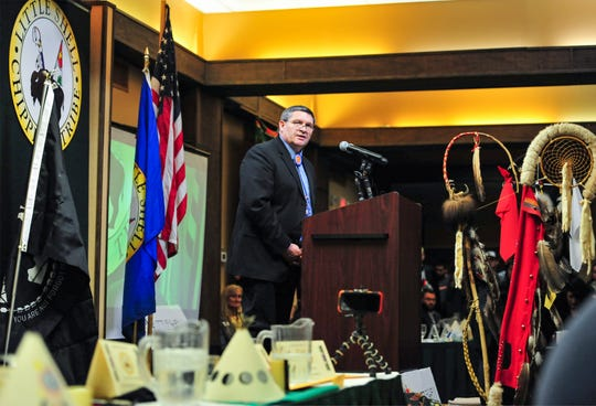 Little Shell Tribal Chair Gerald Gray said he is still worried about the tribe's ability to prevent the spread of the virus.