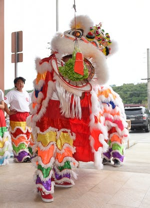 Lunar New 12 months on Guam won't function lion dances