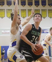 Clear Fork's Ethan Delaney has the Colts at No. 5 in the Richland County Boys Basketball Power Poll.