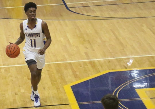 Ontario's Shaquan Coburn has the Warriors at No. 4 in the Richland County Boys Basketball Power Poll.