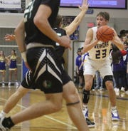 Ontario's Griffin Shaver has the Warriors at No. 4 in the Richland County Boys Basketball Power Poll.
