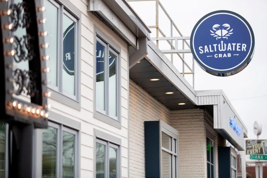 Saltwater Crab is at 2059 Madison Ave.