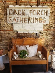 A $500 gift certificate and other promotions will be given away on March 6 and 7 at Ripon's Back Porch Gatherings, one of about 500 stores taking part in the Vintage Shop Hop in Wisconsin and Illinois.