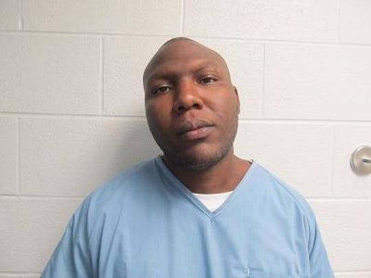 State inmate Frank Justin Lundy, 34