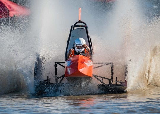 Swamp buggy races' Winter Classic wraps up at Florida Sports Park.