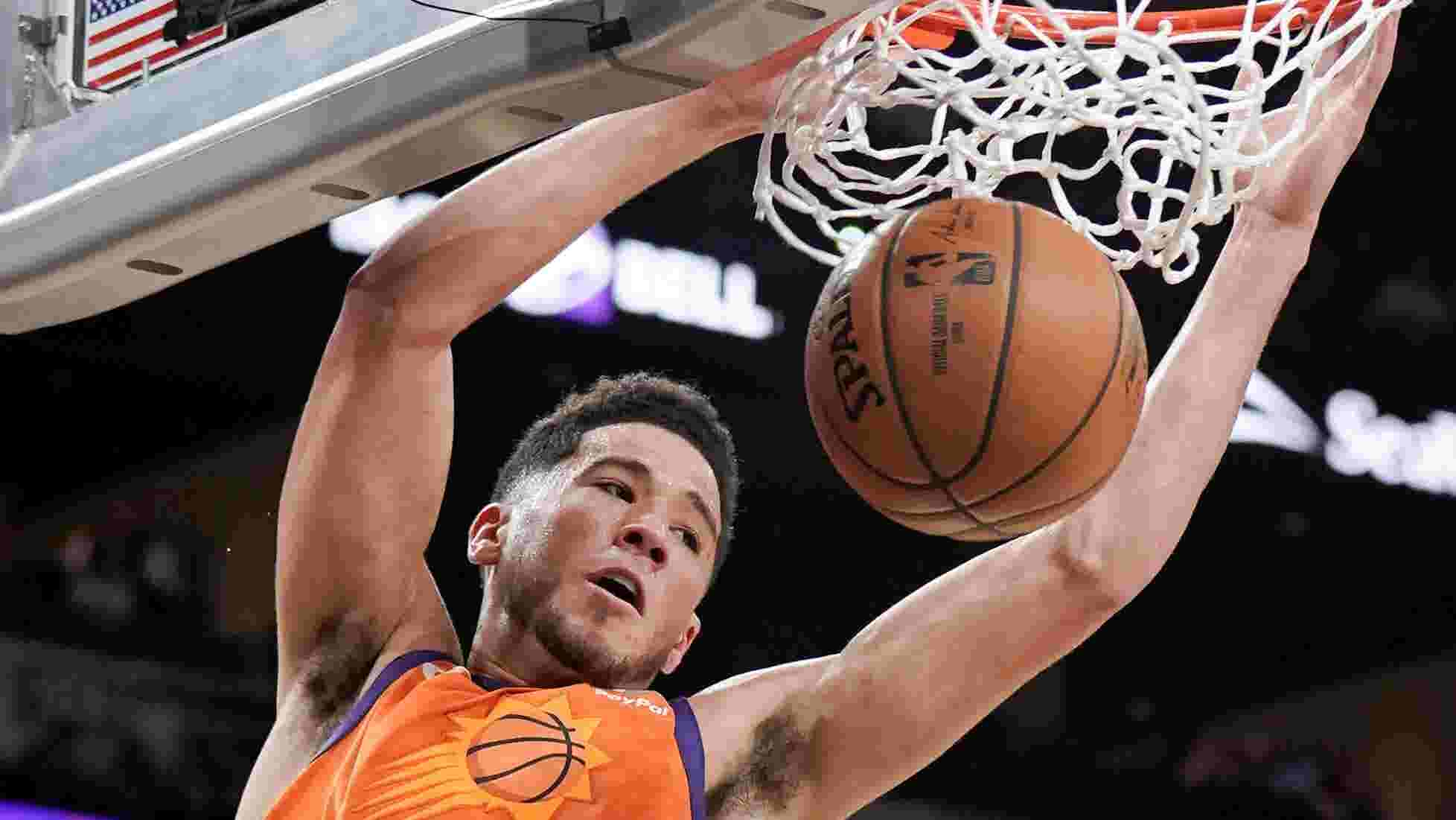What you think of Booker's 35-point effort in Suns' win at San Antonio?