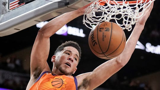 Devin Booker's doing what he does, just resulting in more wins for Phoenix Suns