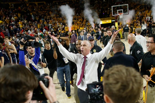 Bobby Hurley's Arizona State basketball team would have likely been in the NCAA Tournament for the third straight year.
