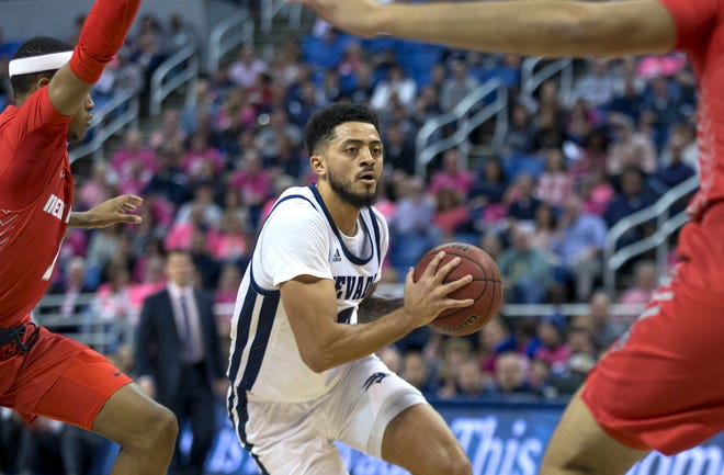 Nevada's Jalen Harris was honored with a first-team All-Mountain West selection earlier this week.