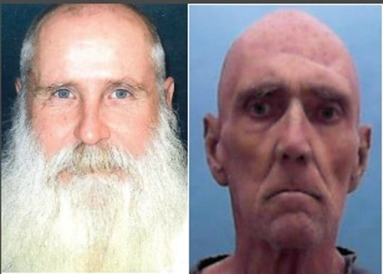James A. Westberry, right, seen in a 2019 Florida Department of Corrections picture, was convicted in August 2019, of first-degree murder in the 2013 death of Reason Jacob Young Jr., left. Westberry has asked the Florida Commission on Offender Review to conditionally release him because of medical issues.