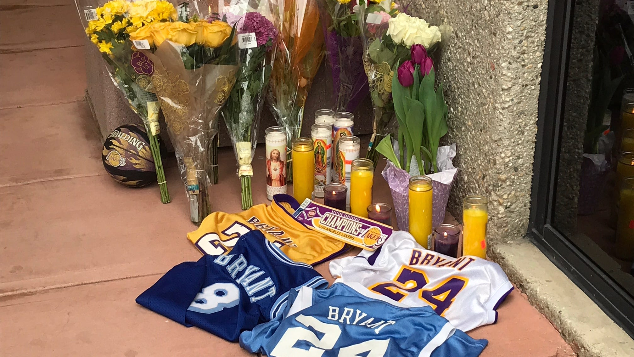 Kobe Bryant death: Shock, silence at Mamba Sports Academy