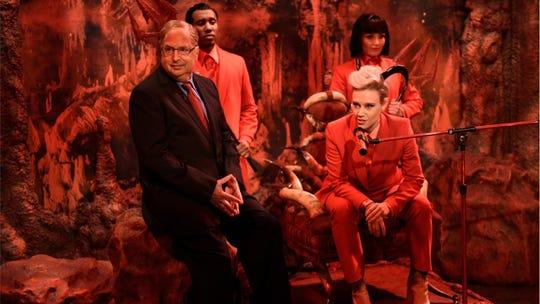 'SNL': 'Undercover Boss' sequel shows Kylo Ren's people skills need work