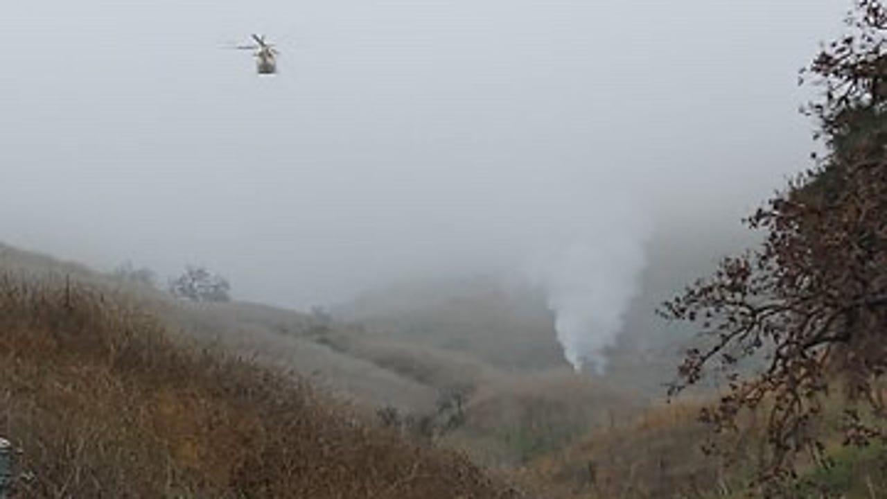 Kobe Bryant Crash Investigation Helicopter Was Flying Low In Fog