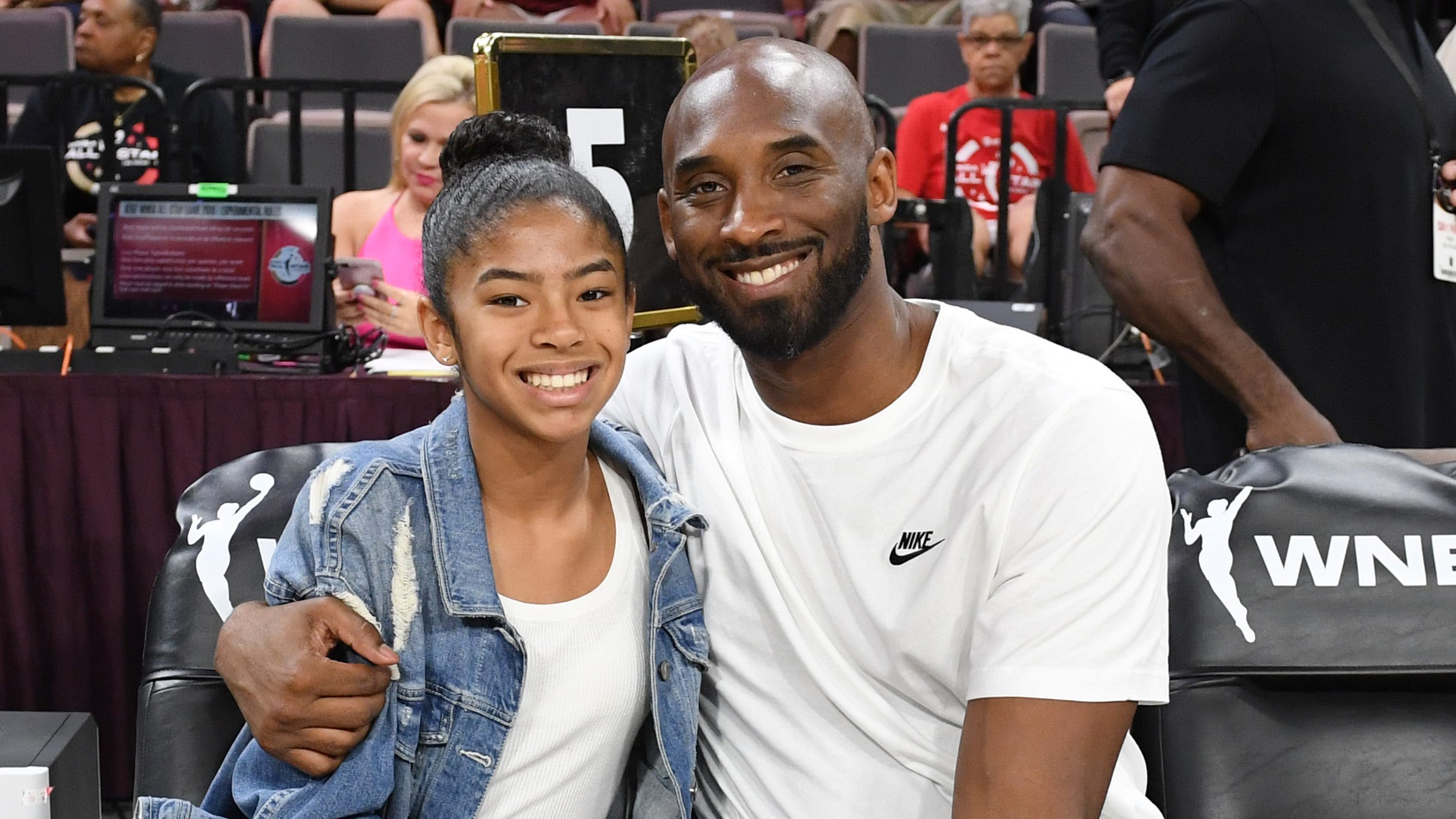 Kobe Bryant S 13 Year Old Daughter Gianna Also Died In Crash