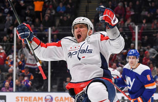Washington Capitals left wing Alex Ovechkin has pulled out of the last two All-Star Games.