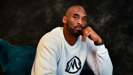 Chairman: Kobe Bryant to be inducted into Basketball Hall of Fame's 2020 class