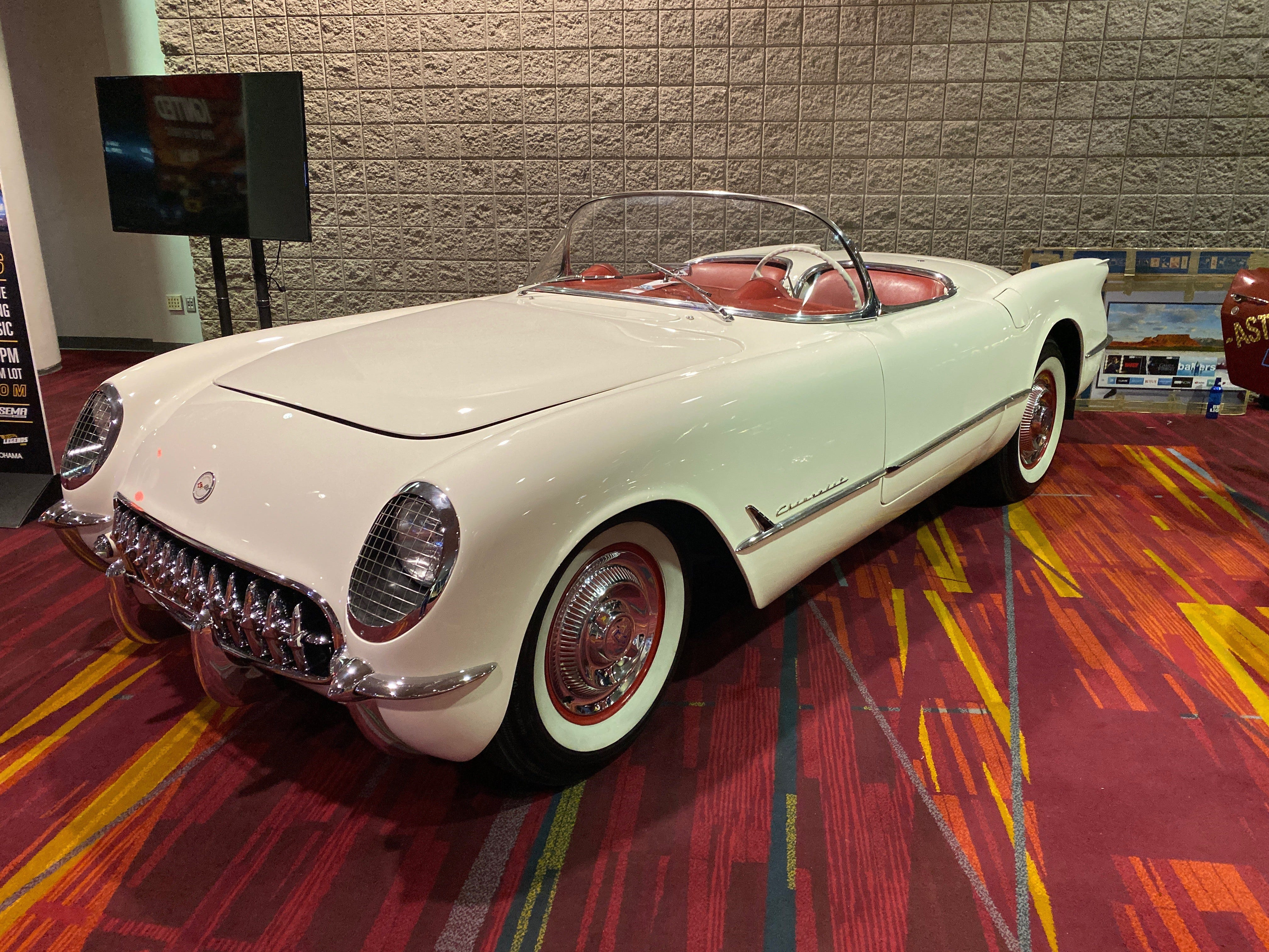 The 'lost Corvettes' are revealed: Forgotten for decades, rare Corvette collection to be given away