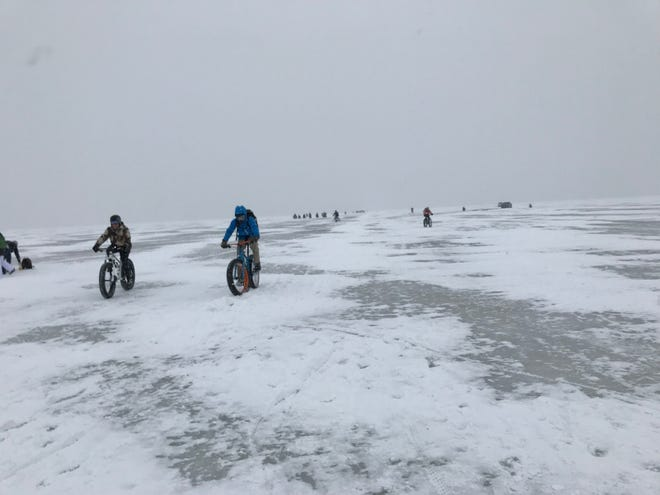 The Bike Across Bago event planned for Saturday has been called off.