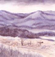 """Winter Landscape"""