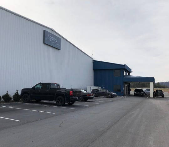 Signature Flight Support is the Fixed Base Operator at Asheville Regional Airport. In the past, the airport has had two FBOs, but Signature is the sole operation now for private planes.