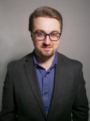 Michael O'Shea, a Democrat, of Mills River