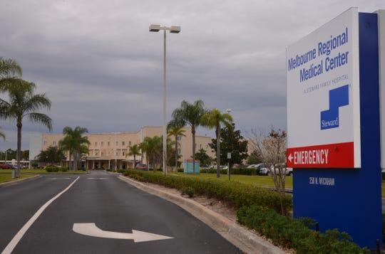 The Melbourne Regional Medical Center on Wickham Road.