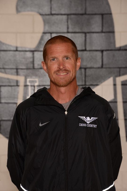 Lakota East cross country coach Adam Thomas led the Thunderhawks to a district title and a runner-up team finish at regionals and state.